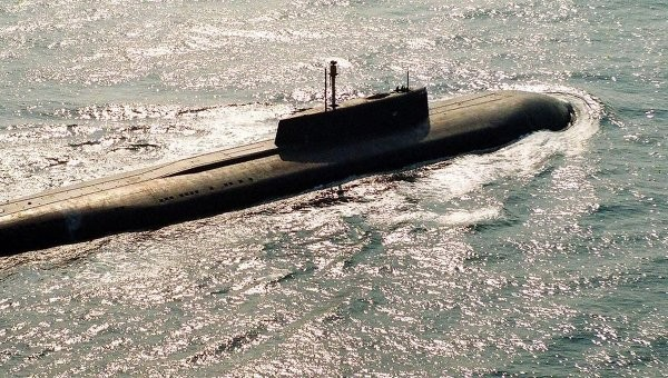 подводная лодка язь