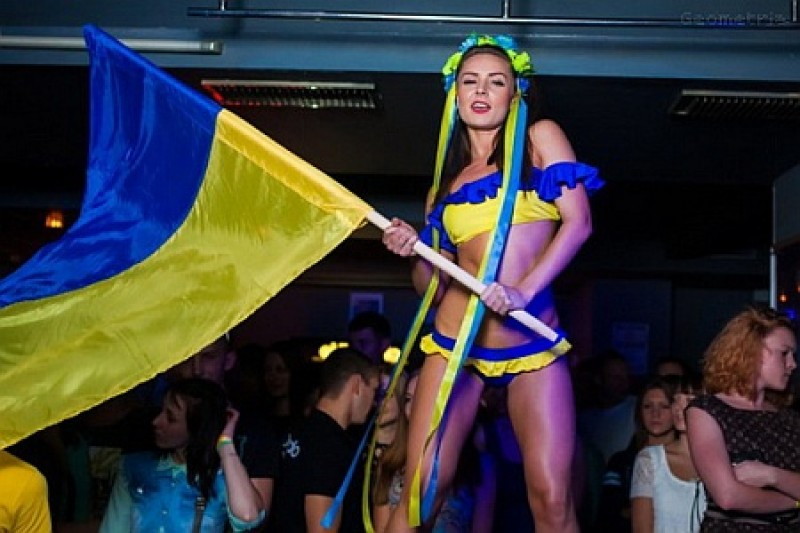 Украины проститутки стриптиз