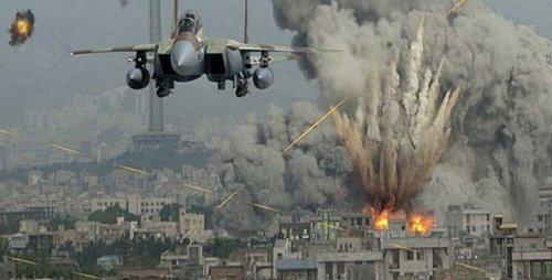Сирия: Почему «бомбит» у Украины