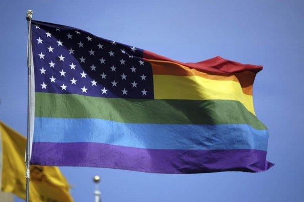 Флаг секс меньшинств фото 86794 фотография