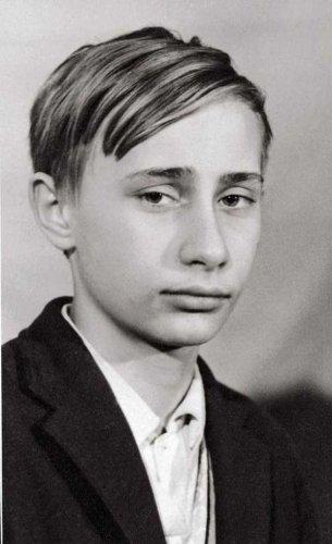 Биография Владимира Владимировича Путина