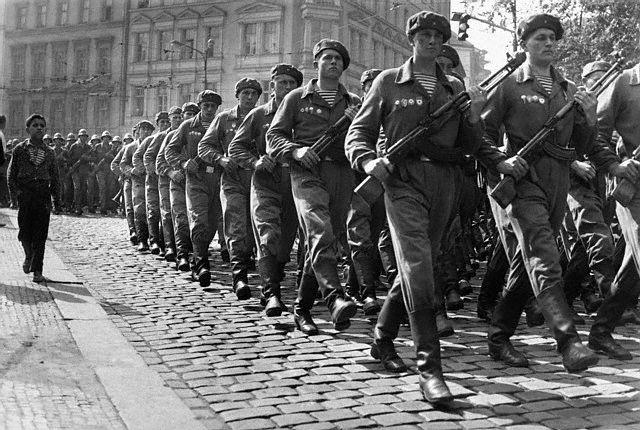 Ранец десантника рд-54