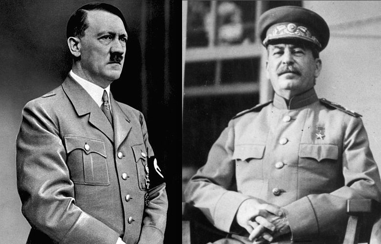 a comparison of adolf hitler and nelson mandela