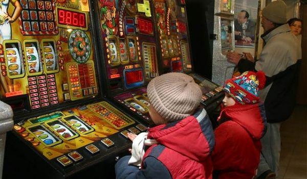 Игровые автоматы в россии игровые аппараты балалайка