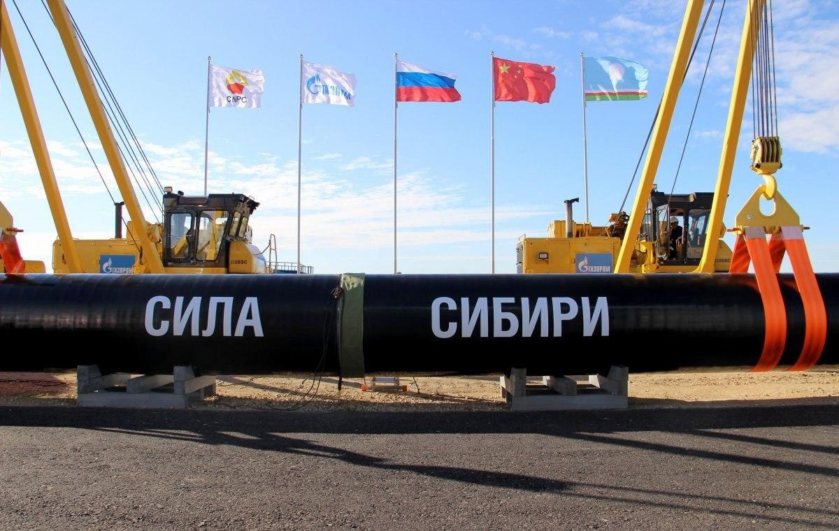 «Газпрому» осталось сварить 40км труб газопровода «Сила Сибири»
