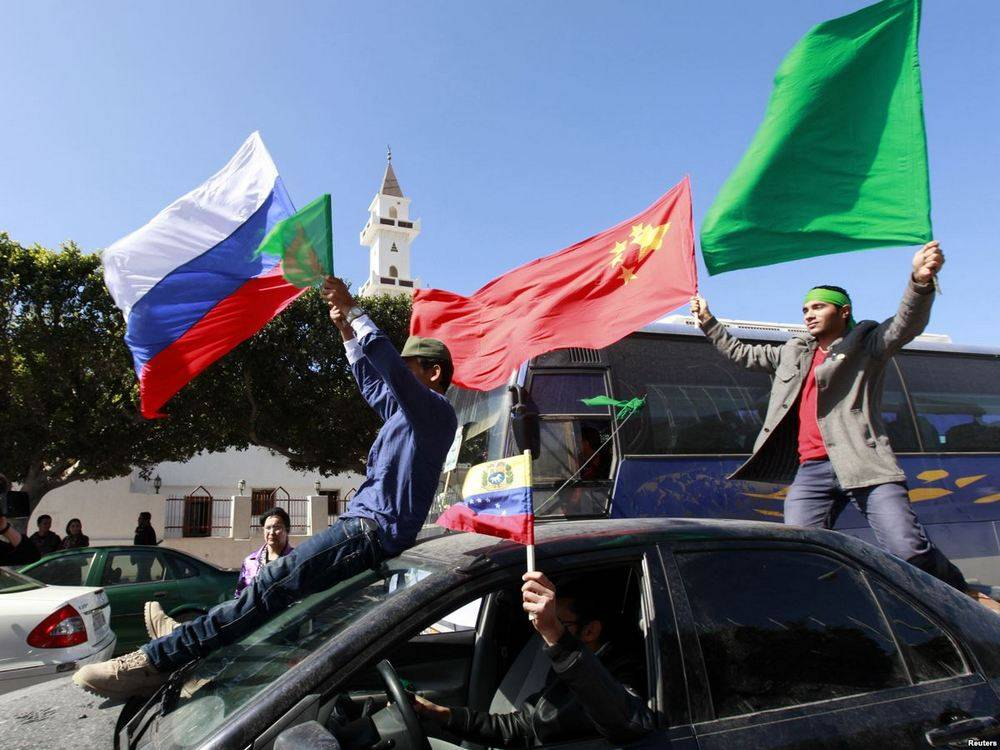 Мир в Ливии и роль России в его достижении
