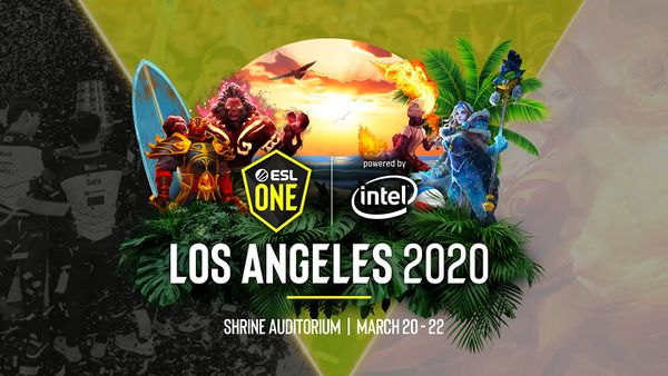 ESL One Los Angeles North America