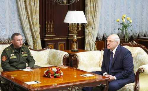 Лукашенко готов вместе с Путиным рыть общий окоп на границе с Украиной